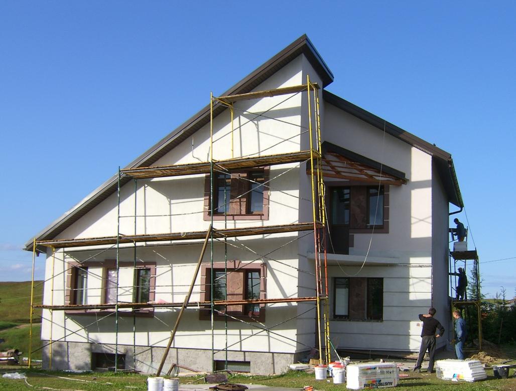 Сметы на ремонт фасадов пример