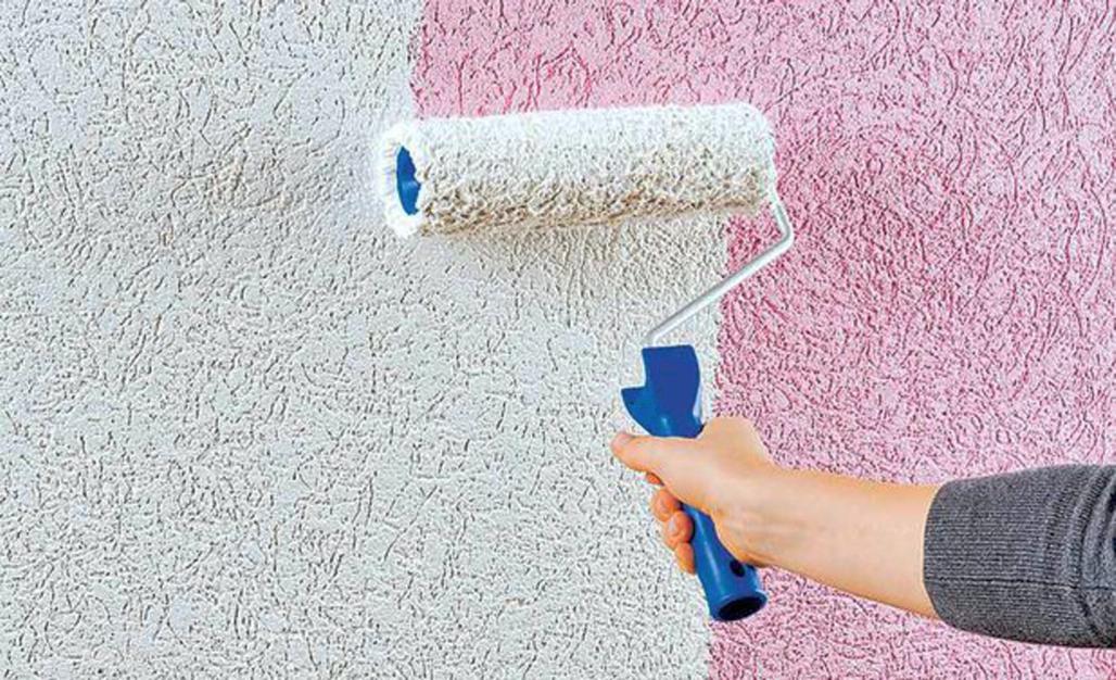 Штукатурка стен под покраску своими руками видео